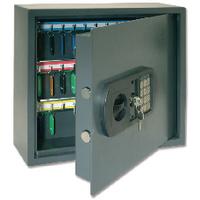 Helix Grey Security Key Safe - 100 Keys