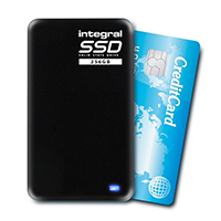Integral 256GB portable SSD USB3 Drive