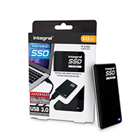 Integral 512GB portable SSD USB3 Drive