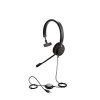 Jabra Evolve 20 UC Mono PC Headset