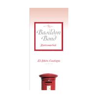 Basildon Bond Med White Envelope Pk200