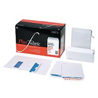 Plus Fabric S/Seal C5 Envelope 110g P500