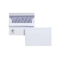 Plus Fabric Wht C6 Envelope S/Seal Pk500