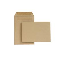 N/Gdn Manilla C5 Sf/Seal Envelopes Pk500