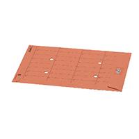 N/Gdn Orange C4 Internal Envelopes Pk250