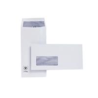 Plus Fabric DL Wndw Pkt Envelopes Pk500