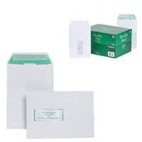 Basildon C5 Window Envelope P/Seal Pk500
