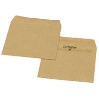 N/Gdn Manilla S/Seal Wage Envelope Plain