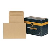 N/Gdn Manilla C4 S/Seal Envelope Pk250