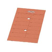 N/Gdn Orange C5 Int Mail Envelope Pk500