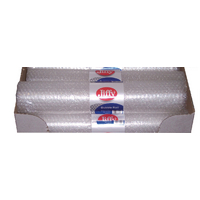 Jiffy Bubble Roll Small 500mm x3m Clear