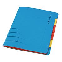Jalema Secolor A4 6Pt File 8331600-10791