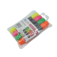 Ergo-Brite Asstd Ergo Highlighters Pk4