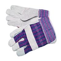 Grey/Blue/Red H/Duty Rigger Gloves Pk12
