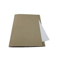Guildhall M/W Buff Sq. Cut Folder Pk100