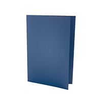Guildhall MWT Blue Sq.Cut Folder Pk100
