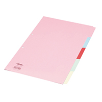 Concord Subject Divider Fc 5Pt 71299/J12