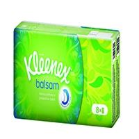 Kleenex Balsam Pocket Size Tissues Pk8