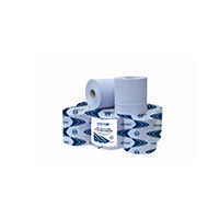 WYPALL Blue L10 Wipers C/feed Roll Pk6
