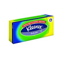 Kleenex Balsam White Tissues 72 Sheets