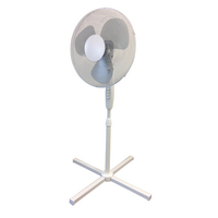 Q-Connect Floor Stand Fan 410mm/16 Inch