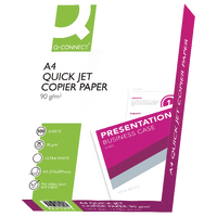 Q-Connect A4 Quick Jet Paper 90gsm Ream