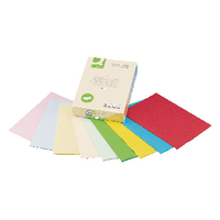 Q-Connect A4 Cream Coloured Paper Ream