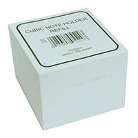 Q-Connect Memo/Jot Box Refill Pad