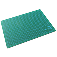 Q-Connect A4 Green Cutting Mat