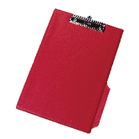 Q-Connect Red A4/Foolscap Clipboard
