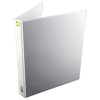 Q-Connect 16mm A4 White 4D-Ring Binder