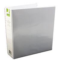 Q-Connect 50mm A4 White 4D-Ring Binder