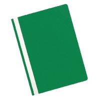 Q-Connect A4 Green Project Folder Pk25