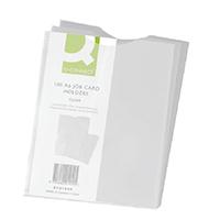 Q-Connect A6 Card Holder Pk100