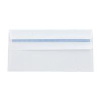 Q-Connect Plain P/S Wht DL Envelope P500