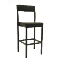 FF Jemini Industry Stool/Back Ps4044V
