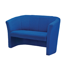 FF Jemini 2 Seat Fabric Tub Blue
