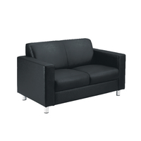 FF Avior Cow Top 2 Seater Black