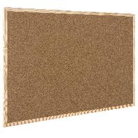 Q-Connect 900x1200mm Cork Board