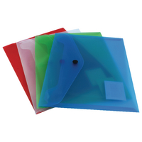 Q-Connect A5 Assorted Document Folders