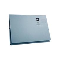 Q-Connect Blue Lng Flap Wallet 300g Pk50