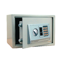 Q-Connect Electronic Safe 10Ltr