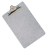 Q-Connect A4 Steel Grey Clipboard