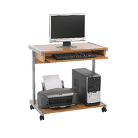 FF Jemini 800 Btd Computer Stand Beech