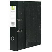 Q-Connect Board FC Lever Arch File Pk10