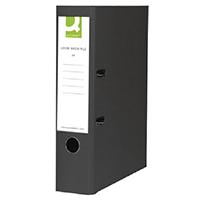 Q-Connect Fc Black Lever Arch File Pk10