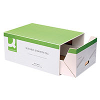 Q-Connect Business Drawer File Pk5