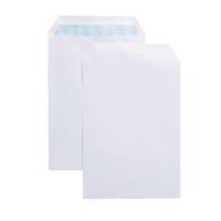 Q-Connect White C5 S/Seal Envelopes P500