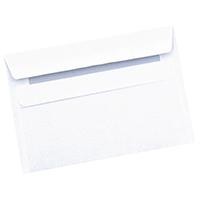 Q-Connect Whte C6 S/Seal Envelope Pk1000