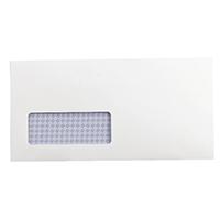 Q-Con Wndw S/Seal 100g DL Envelope P500